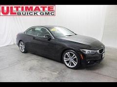 Used 2018 BMW 430i Convertible P4413 WBA4Z1C54JEC58871 for sale at Ultimate Subaru in Fredericksburg, VA