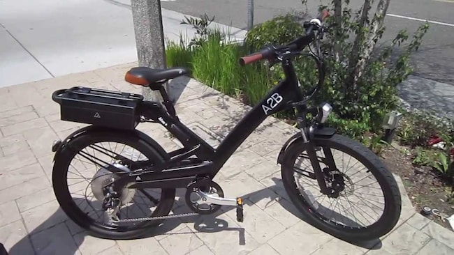 2015 A2B ALVA Electric Bike