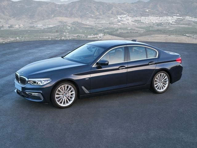 2017 BMW 5 Series Available In Milwaukee WI