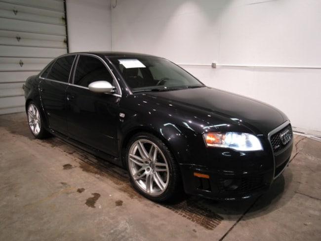 Pre-Owned luxury vehicles 2007 Audi RS 4 4.2L Sedan for sale near you in Milwaukee, WI