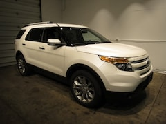 Bargain used luxury vehicles 2012 Ford Explorer Limited SUV for sale near you in Milwaukee, WI