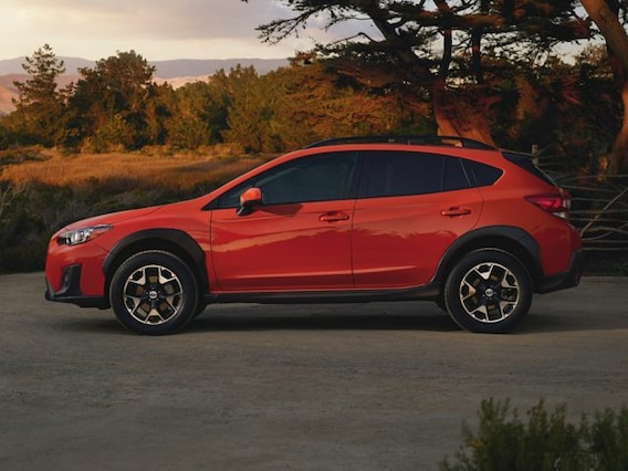 New Subaru Crosstrek Compact SUV For Sale Near Ruckersville