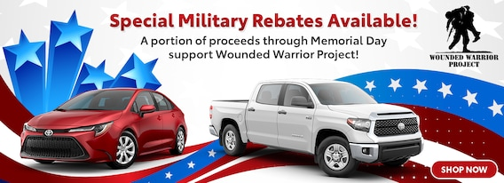 Memorial Day Car Sale >> Memorial Day Tent Sale Umansky Toyota Of Charlottesville