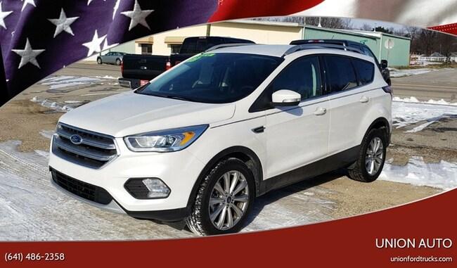 2017 Ford Escape Titanium AWD 4dr SUV SUV