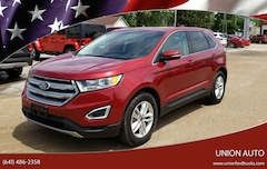 2017 Ford Edge SEL AWD 4dr Crossover SUV