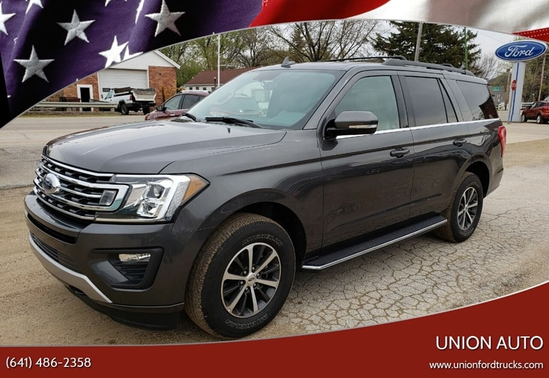 2018 Ford Expedition XLT 4x4 4dr SUV SUV