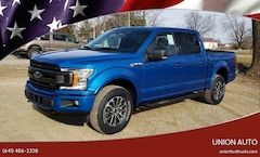 2019 Ford F-150 XLT 4x4 4dr Supercrew 5.5 ft. SB Pickup Truck