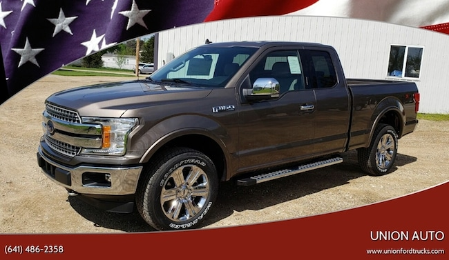 2019 Ford F-150 Lariat 4x4 4dr Supercab 6.5 ft. SB Pickup Truck
