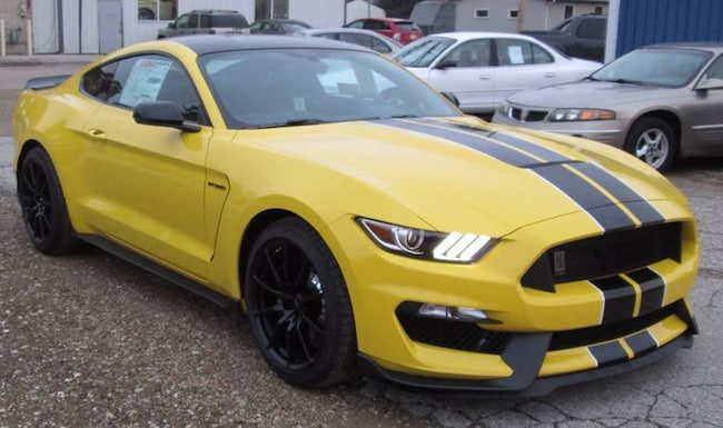 2017 Ford Mustang Shelby GT350 2dr Fastback Coupe