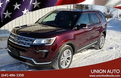 2019 Ford Explorer Limited AWD 4dr SUV SUV