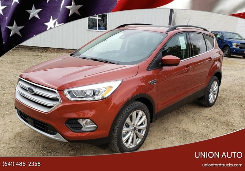 2019 Ford Escape SEL AWD 4dr SUV SUV