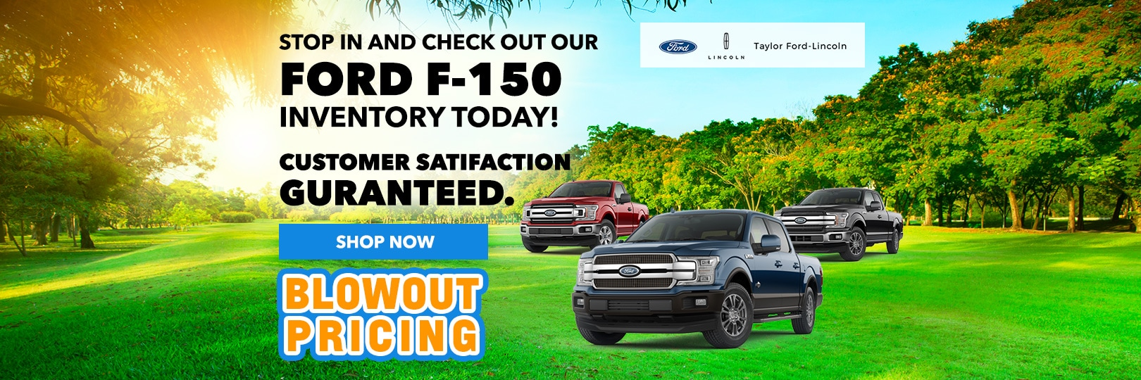 Shop Ford F-150 Inventory