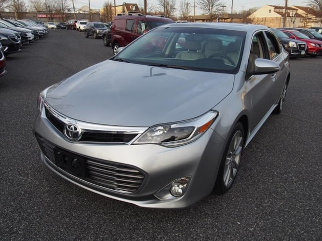 2015 Toyota Avalon For Sale >> Pre Owned 2015 Toyota Avalon For Sale In Wilmington De Stock 31865a