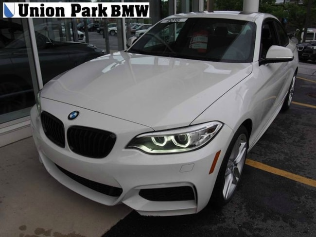Used 2016 BMW 228i xDrive Coupe For Sale in Wilmington, DE