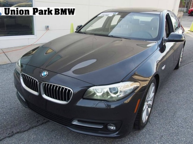 Used 2016 BMW 535i xDrive Sedan For Sale in Wilmington, DE