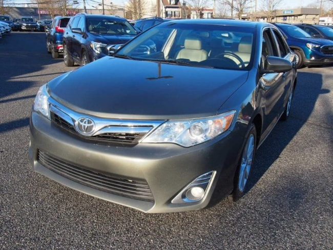 2012 Toyota Camry For Sale >> Pre Owned 2012 Toyota Camry For Sale In Wilmington De Stock 25771a