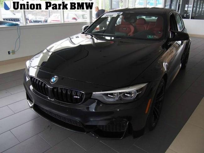 Used 2018 BMW M3 Sedan For Sale in Wilmington, DE