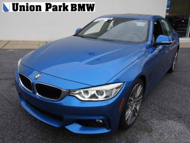 Used 2016 BMW 428i xDrive w/SULEV Gran Coupe For Sale in Wilmington, DE