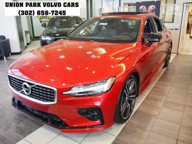 New 2019 Volvo S60 For Sale In Wilmington De Vin 7jra22tm3kg000997