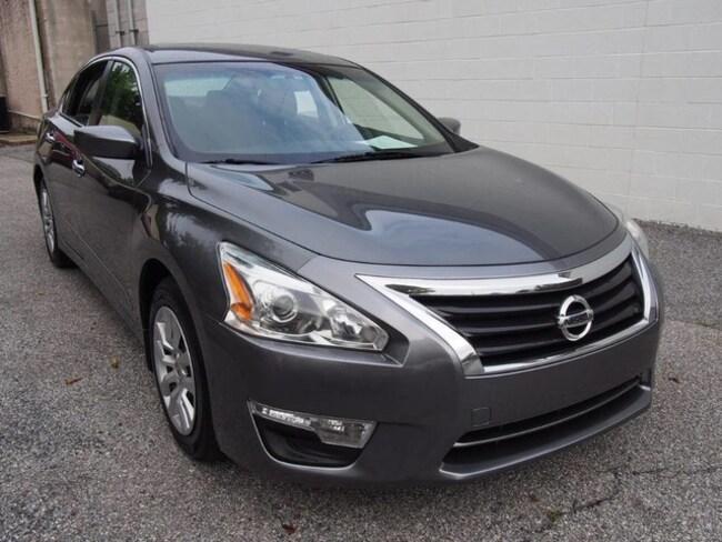 Used 2015 Nissan Altima For Sale at Union Park Jaguar | VIN