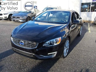2016 Volvo S60 Inscription T5 Drive-E Platinum Sedan