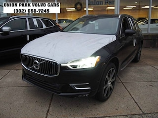 New 2019 Volvo XC60 T5 Inscription SUV V74196 LYV102RL5KB234217 Wilmington, Delaware