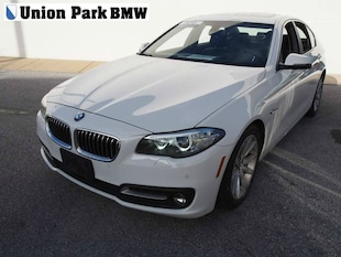2015 BMW 5 Series 535i Xdrive Sedan