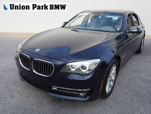 2013 BMW 7 Series 740Li Xdrive Sedan