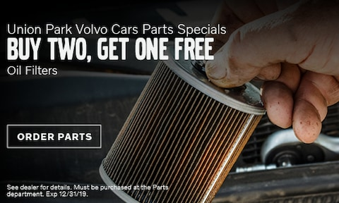 Buy Two, Get One Free Oil Filters