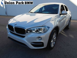 Pre-Owned 2016 BMW X6 Xdrive35i SUV W31804A 5UXKU2C53G0N80854 in Wilmington, DE