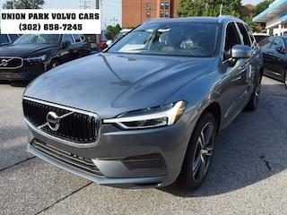 New 2018 Volvo XC60 T6 AWD Momentum SUV V74124 LYVA22RKXJB118141 Wilmington, Delaware