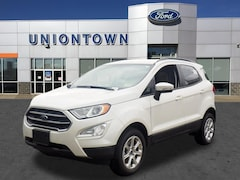 New 2018 Ford EcoSport SE SUV for sale in Uniontown PA