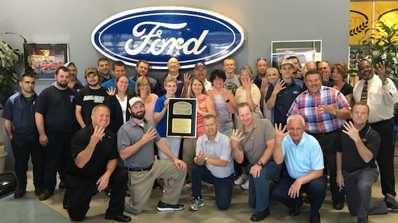Ford Of Uniontown >> About Us In Pictures Ford Of Uniontown