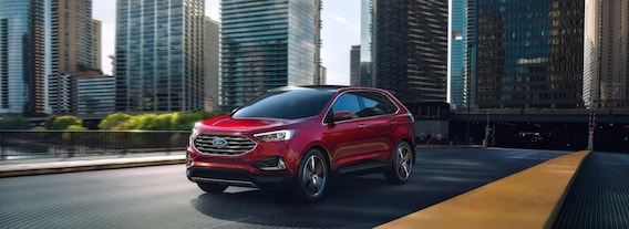 Ford Of Uniontown >> Test Drive The Ford Edge Suv At Local Dealership Near Me