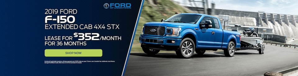 2019 Ford F-150 Extended Cab 4X4