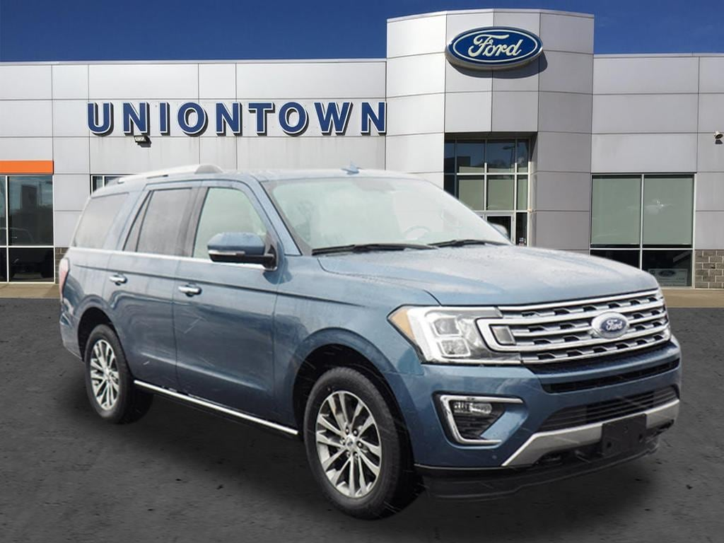 2018 Ford Expedition Certified 4x4 Limited SUV
