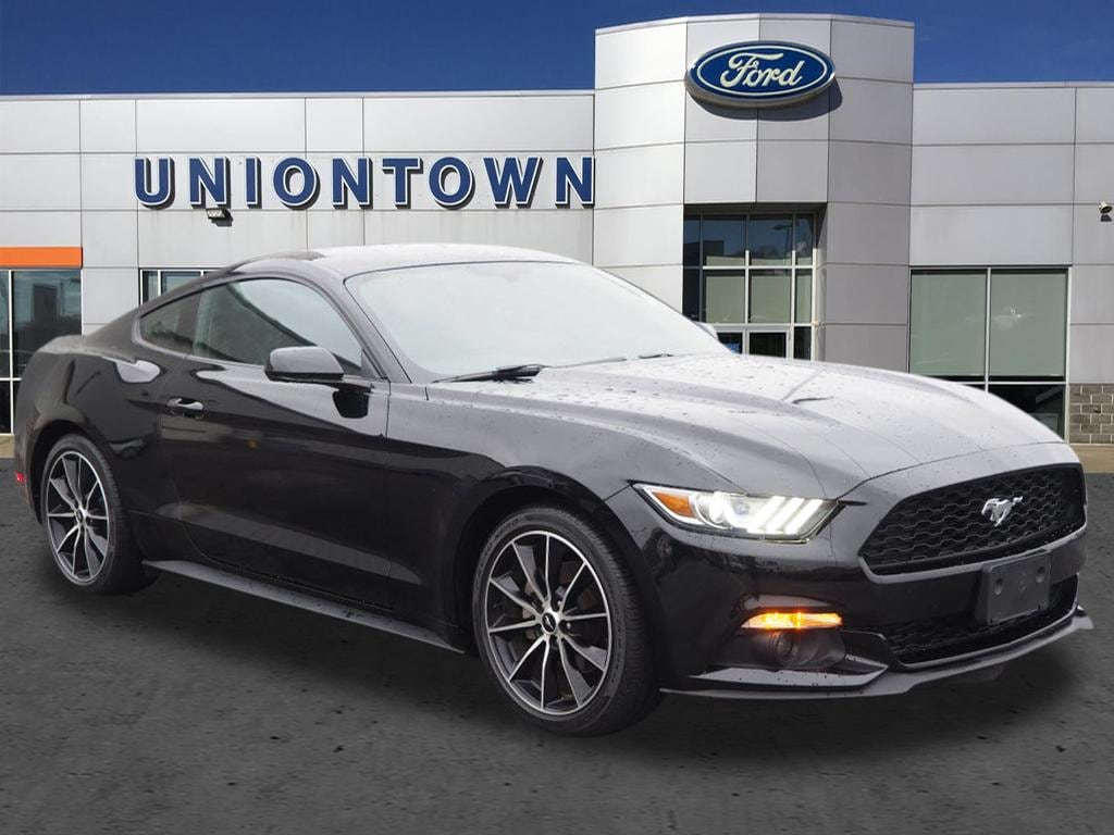 2016 Ford Mustang Certified EcoBoost  Fastback