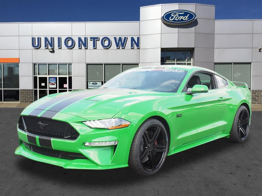2019 Ford Mustang Sherrod Performance Package GT Premium