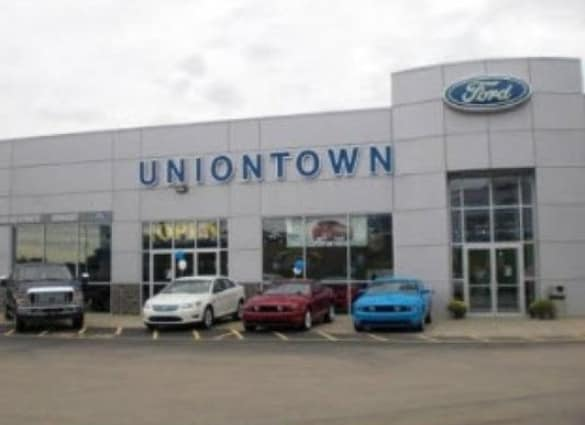Ford Of Uniontown >> Uniontown S Ford Of Uniontown New And Used Ford Cars