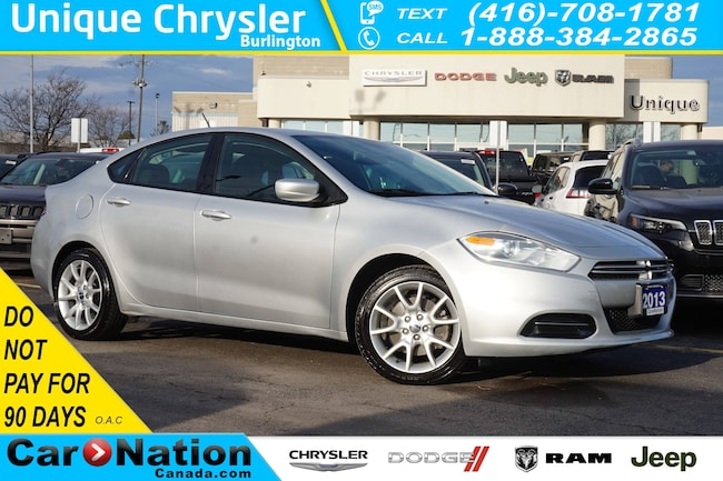 2013 Dodge Dart SXT| BLUETOOTH|-DIMMING REAR-VIEW MIRROR Sedan
