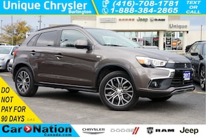 2017 Mitsubishi RVR SE| LIMITED EDITION| 4WD| REAR CAM| HEATED SEATS
