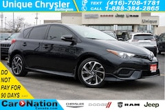 2016 Scion iM REAR CAM| BLUETOOTH| DUAL CLIMATE & MORE| 1-OWNER Hatchback