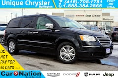2010 Chrysler Town & Country 4.0L LIMITED| NAV| SUNROOF| REAR CAM| REMOTE START Minivan