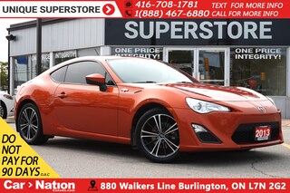 2013 Scion FR-S ABSOLUTELY FUN TO DRIVE! | WE ARE OPEN SUNDAYS! Coupe
