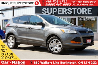 2013 Ford Escape S| SYNC| BLUETOOTH| KEYLESS ENTRY| POWER GROUP SUV