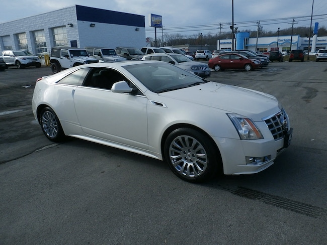 2014 CADILLAC CTS Premium Coupe