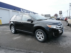 Used 2014 Ford Edge SEL SUV for sale in Yorkville, NY