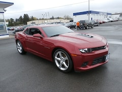 Used 2014 Chevrolet Camaro SS w/1SS Coupe for sale in Yorkville, NY