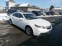 Used 2014 Acura TL 3.5 w/Technology Package (A6) Sedan for sale in Yorkville, NY