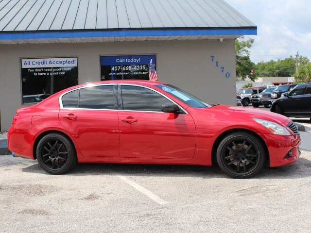 Used 2013 INFINITI G37 For Sale at United Auto Sales   VIN
